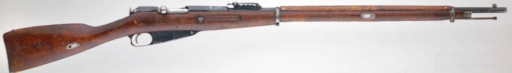 Great War Rifles (Again) – Splendid Isolation